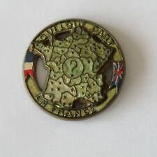 INSIGNE LIBERATION GUERRE 39/45 WW2 FRENCH BADGE FFI MAQUIS