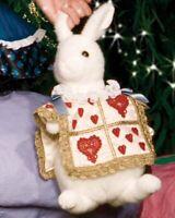 A683 White Rabbit Purse Alice in Wonderland Leg Avenue Costume Accessory Handbag