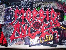 Morbid Angel Backpatch Old Death Métal Hate Eternal Terrorizer