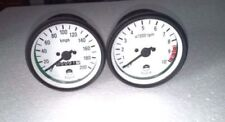 YAMAHA RD250 RD 350 RD400 SPEEDOMETER & TACHOMETER SET -RPM METER CLUSTER