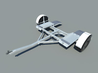 towing dolly  plans to build your  own