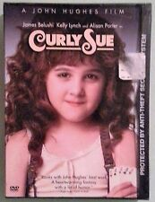 james belushi  CURLY SUE kelly lynch  DVD NEW factory sealed & stamped