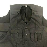 Elbeco Bodyshield External Body Armor Vest Carrier Blue Size 3XL NWOT
