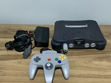 Nintendo 64 Console PAL N64**all Geniune** Tested And Cleaned! 🔥 FREE POSTAGE