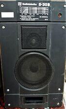"Acoustic speaker ""Radiotehnika S-30B"" Soviet Speaker Vintage USSR"