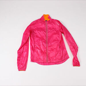 Sugoi Women's Helium Cycling Jacket Bright Rose Medium