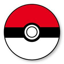 "Pin Button Badge Ø25mm 1"" Logo Pokemon Go Pokéball Balls Pokédex"