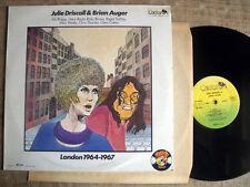 Julie Driscoll & Brian Auger - London 1964-1967   Lp 33