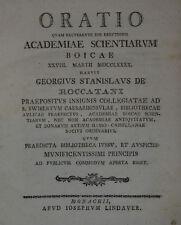 1790 frei zugängliche Bibliotheken 1790 Roccatani Hofbibliothek Mannheim