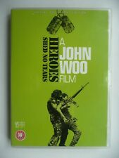 """Heroes Shed No Tears (DVD, 2006) John Woo, """"special collector's edition'"""