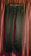 Jeans Juniors Womens stretches CELEBRITY BLUES skinny size 5 dark blue