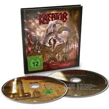 KREATOR - Gods Of Violence DIGI CD+DVD NEU