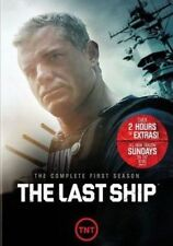 The Last Ship Complete Season One R1 DVD Series 1