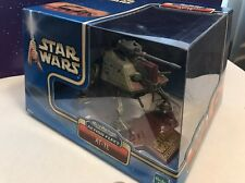Micro Machines Star Wars Action Fleet AT-TE (2002) NEW