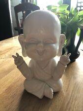 lachender Buddha 19cm Dekofigur - wie neu -