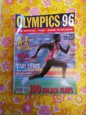 Olympics 1996 Magazine