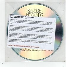 (GD874) The Savage Nomads, Porno - 2014 DJ CD
