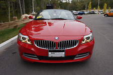 BMW Z4 FRONT BUMPER E89 2009 2010 2011 2012 2013 2014 2015 2016 SDRIVE35I