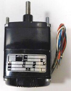 Bodine Electric Gearmotor 60Hz S0531514 KLI-24T2