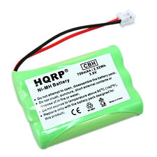 HQRP Battery for GE 5-2721 52721 5-2522 52522 5-2628 52628 Home Cordless Phone