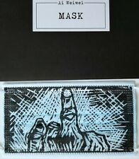 AI WEIWEI MIDDLE FINGER MASK PRINT PANDEMIC LIMITED EDITION CHINESE FINE ART LE