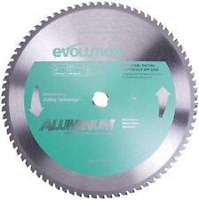 Evolution raptor 355mm x 80T TCT aluminium cutting saw blade cold cut