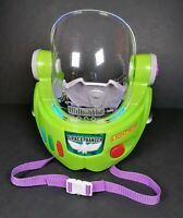 Buzz Lightyear Space Ranger Helmet Light Up Armour Sounds Disney Pixar Toy Story