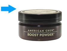 American Crew BOOST POWDER Matte Finish Builds Texture for Thinning Hair .3 oz