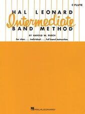 Hal Leonard Intermediate Band Method Bb Tenor Saxophone Intermediate B 006406500