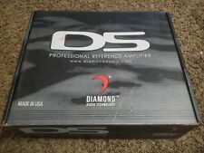 Diamond Audio D5 600.1