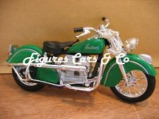 MOTO 1/18 INDIAN FOUR 4 VERTE