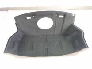 02 Mercedes Benz CL500 Rear Trunk Carpet Interior Liner Paneling A2156930391