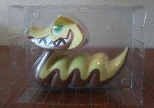 """Slither 5"""" Yellow Limited Edition 2007 Spanky Touma Toumart HeadLock Studio"""