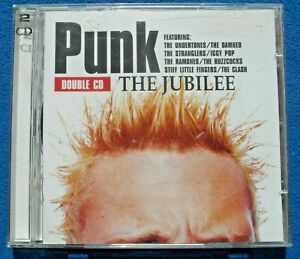 Punk - The Jubilee Double CD - Various Artists