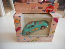 "Edocar Porsche ""coca Cola"" in Light Blue in Box"