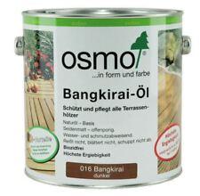 OSMO 016 Bangkirai Öl Dunkel 2,5 Liter