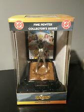 DC Comics Wonder Woman Limited Edition Pewter Statue Collectors Series Limited