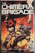 Chimera Brigade #1 Cover A NM- 1st Print Titan Comics