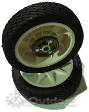 Set of 2 Replacement drive wheels for 92-1042 Self-Propelled 205-670