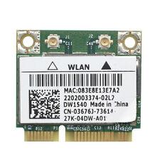 300Mbps WiFi Wireless Card Mini PCI-E Bluetooth 5.0 Dual Band for PC Laptop