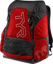 TYR Alliance Team® Backpack - 45L - Red/Black