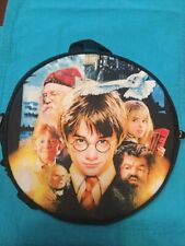 Harry Potter Bag Purse Sack Round Backpack Preowned