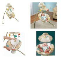 Fisher-Price Cradle Swing - Animal Krackers ~BRAND NEW~