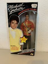 Vintage Michael Jackson American Music Awards Doll 1984 (Y)