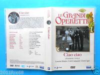 opere opera teatro le grandi operette ciao ciao lauretta masiero carlo campanini