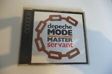 DEPECHE MODE CD MAXI SINGLE MASTER AND SERVANT.