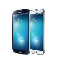 Samsung Galaxy S4 SGH-I337 - 16 GB 13MP - White/Black (Unlocked) AT&T Smartphone