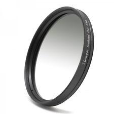 Filtro degradado circular gris neutro 72mm | Bargainfotos