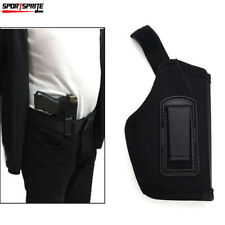 Tactical Pistol Hand Gun Holster Army with Magazine Slot Holder For Right Hand