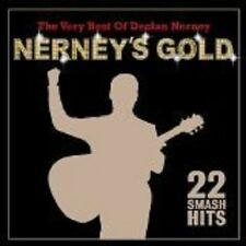 DECLAN NERNEY - NERNEY'S GOLD: THE VERY BEST OF CD ALBUM (2012)
